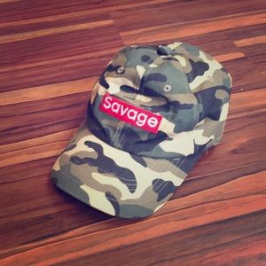 Other - Savage camo hat